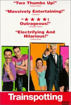 Trainspotting - DVD-R cover