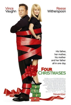 Four Christmases - DVD-R cover