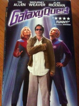 Galaxy Quest - DVD cover