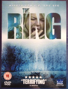 The Ring - DVD cover
