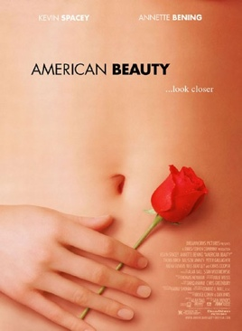 American Beauty - VHS cover