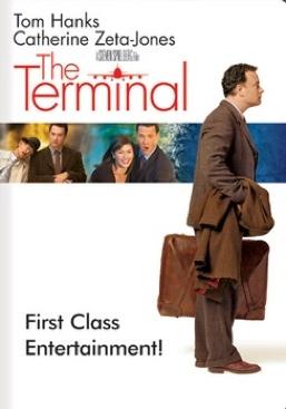 The Terminal - DVD-R cover