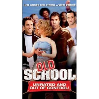Old School - Video CD cover
