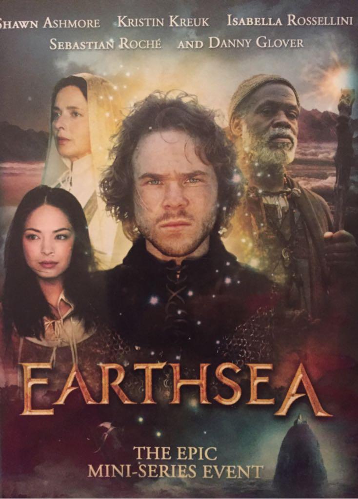 Earthsea - DVD cover