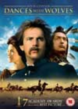 Dances with Wolves - DVD cover