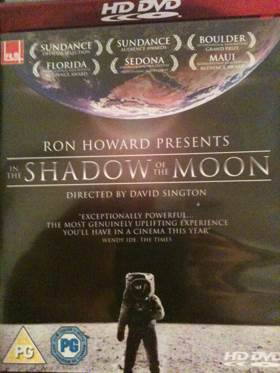 In The Shadow of the Moon - HD DVD cover