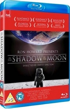 In the Shadow of the Moon - Blu-ray cover