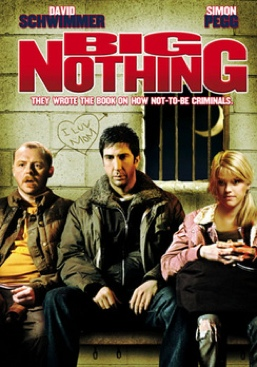 Big Nothing - DVD cover
