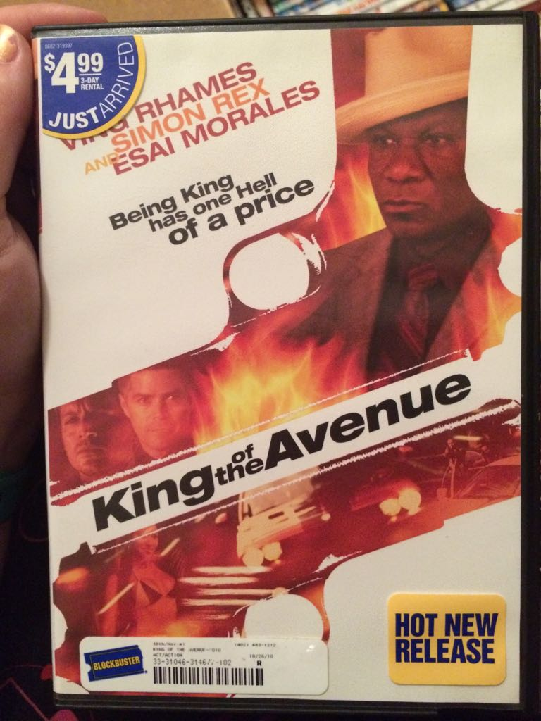 King of the Avenue -  cover