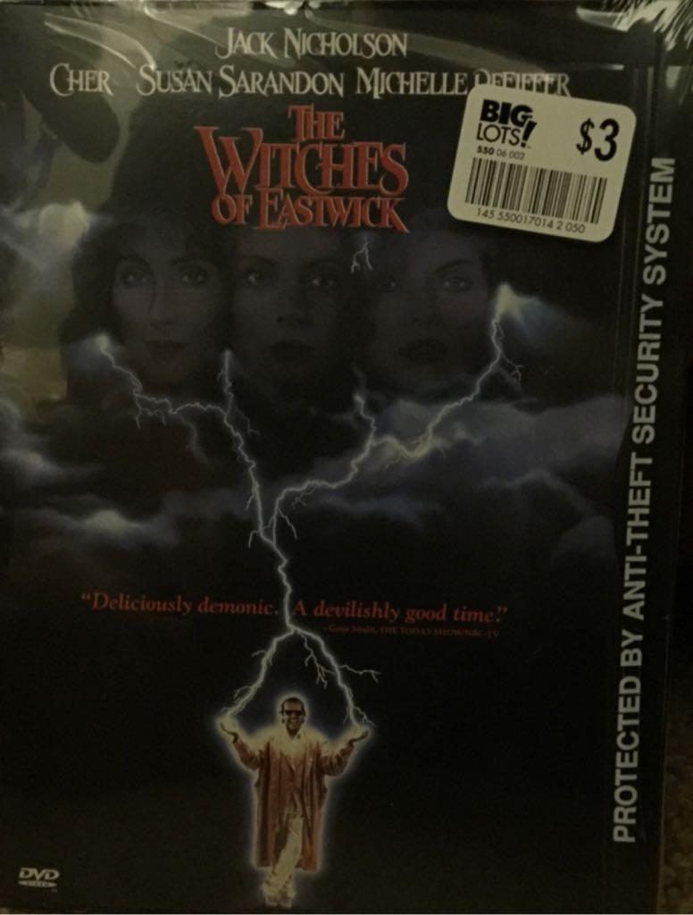 The Witches of Eastwick -  cover