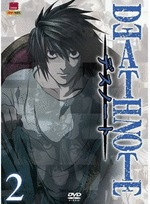 Death Note Vol. 2 - DVD cover