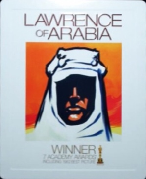 Lawrence of Arabia - Blu-ray cover