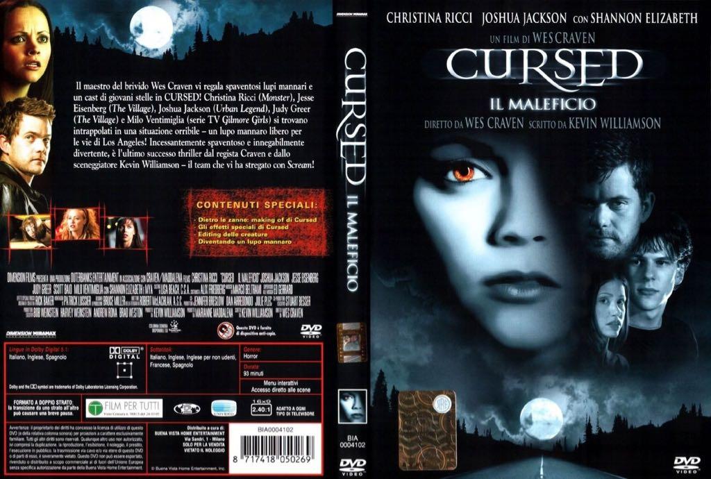 Cursed -  cover