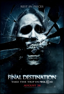 The Final Destination - CED cover