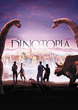 Dinotopia - Video CD cover