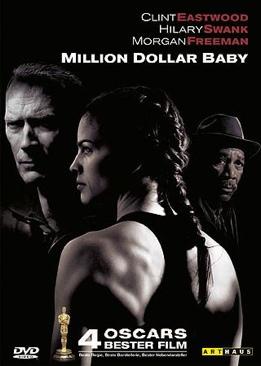 Million Dollar Baby - DVD cover