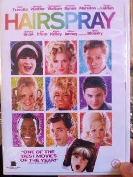 Hairspray - DVD cover