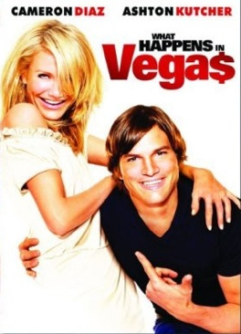 What Happens in Vegas - CED cover