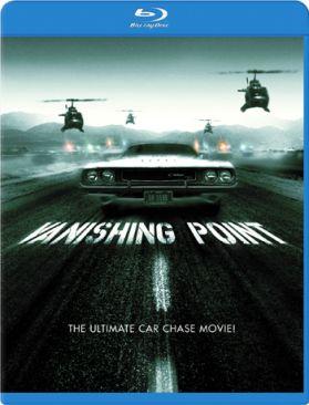 Vanishing Point - Blu-ray cover