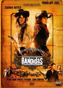Bandidas - Video CD cover