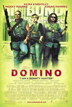 Domino - DVD cover