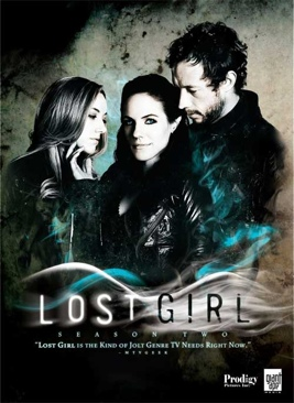 Lost Girl - Blu-ray cover