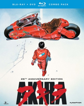 Akira - Blu-ray cover