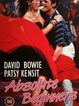 Absolute Beginners - VHS cover