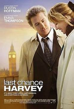 Last Chance Harvey - VHS cover