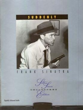 Suddenly - DVD cover