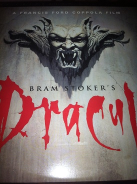 Dracula - Laser Disc cover