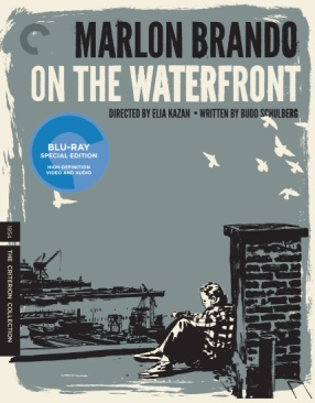 On the Waterfront - Blu-ray cover