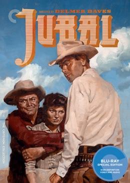 Jubal - Blu-ray cover