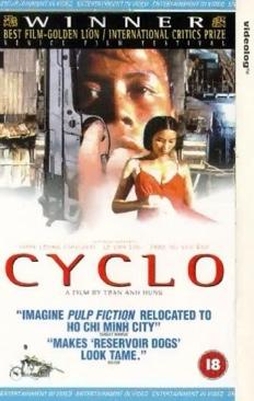 Cyclo - DVD cover