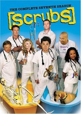 Scrubs - Season 7 - DVD cover