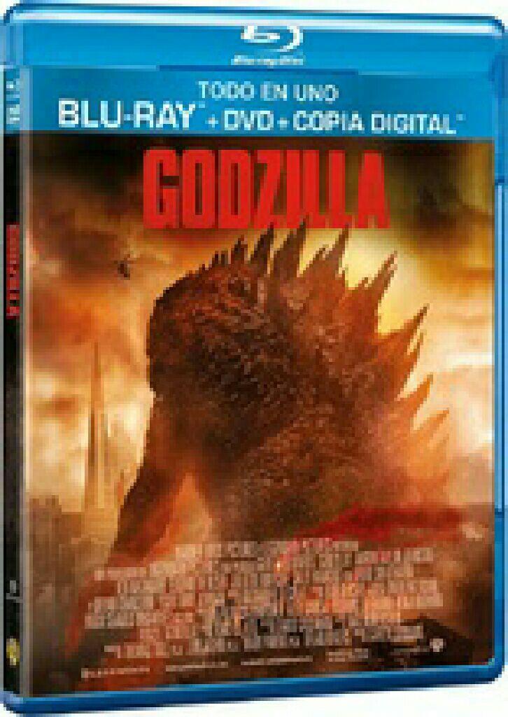 Godzilla -  cover