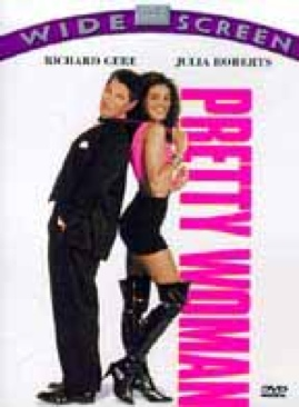 Pretty Woman - DVD cover