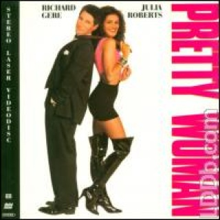 Pretty Woman - Laser Disc cover