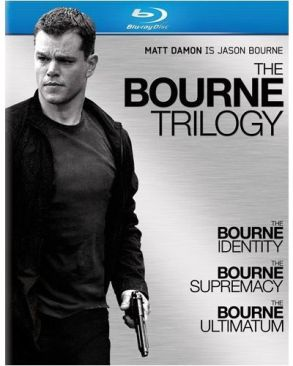 The Bourne Trilogy - Digital Copy cover