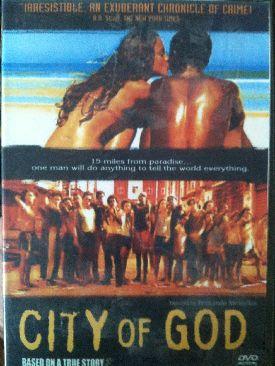 City of God - DVD cover