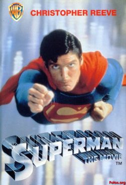 Superman - DVD cover