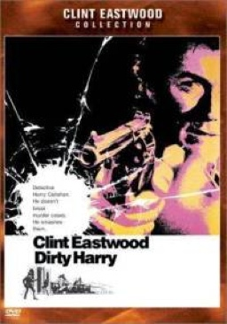 Dirty Harry - DVD cover