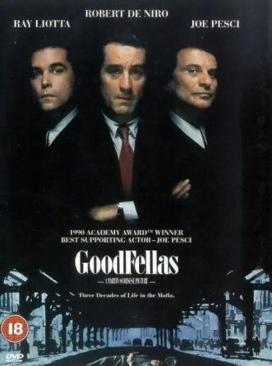 Goodfellas - DVD cover
