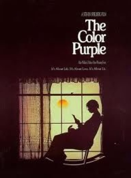 The Color Purple - VHS cover