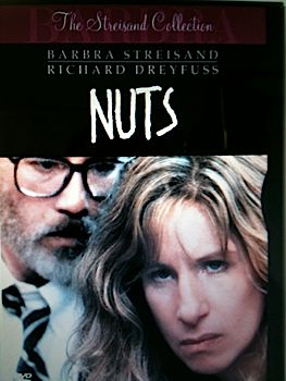 Nuts - VHS cover