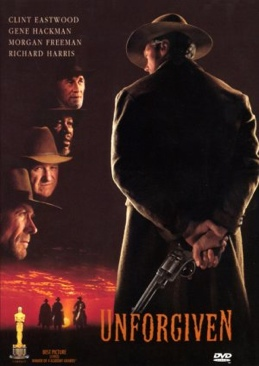 Unforgiven - DVD cover