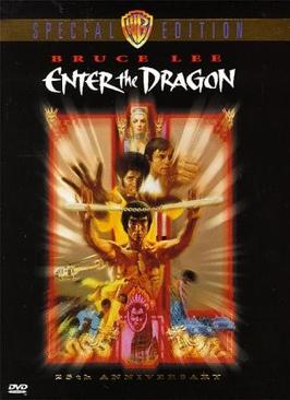 Enter the Dragon - DVD cover