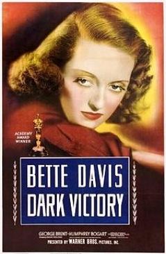 Dark Victory - DVD cover
