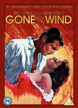 Gone with the Wind - DVD cover