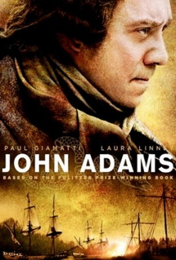 John Adams - DVD cover
